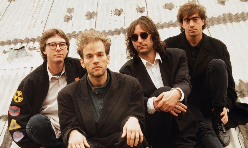 Вышел архивный сборник R.E.M. At The BBC