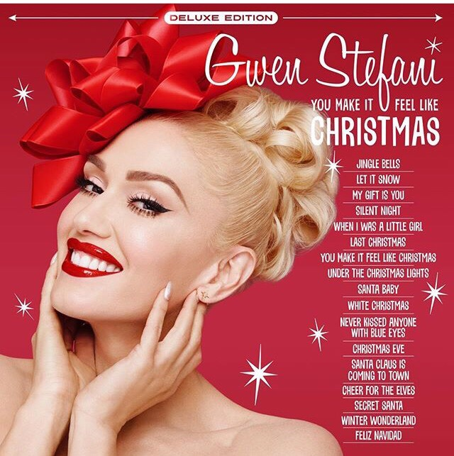 Переиздание альбома You Make It Feel Like Christmas Гвен Стефани