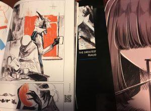 Художницы Марина Евланова, Дарья Канавская и группа Bunraku выпускают сборник графических новелл The Greatest Fraud