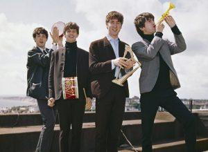 Очередной памятник The Beatles появился в Ливерпуле