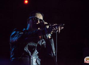 Петербургский концерт The 69 Eyes (16-11-2018 Aurora Concert Hall): репортаж, фото Анастасия Ильяйнен