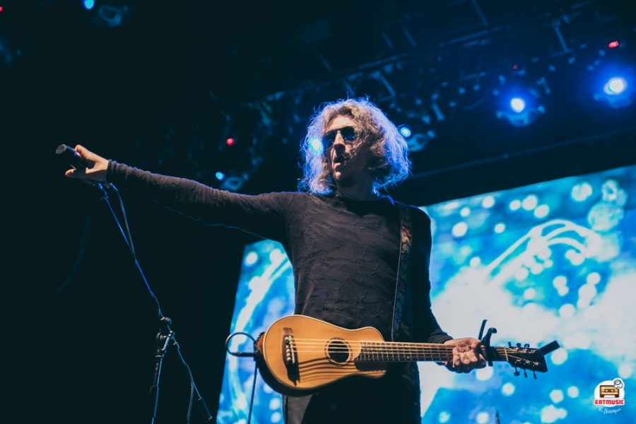 Концерт группы «СерьГа» (22-11-2018 ГЛАВCLUB): репортаж, фото Алевтина Легещич   Eatmusic