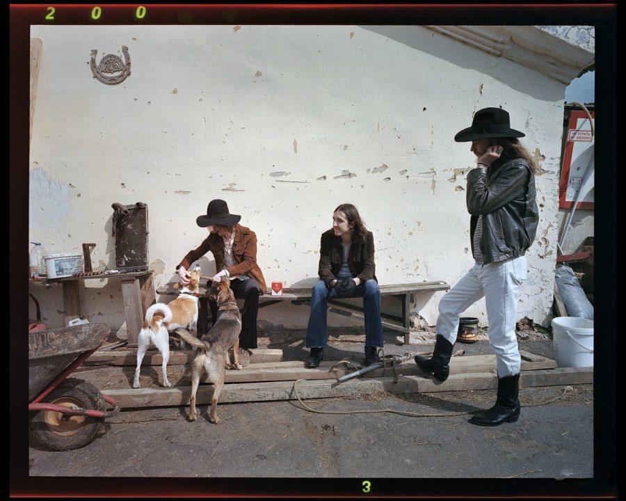 Группа «Погнали!» слушать альбом «Ты в порядке» обзор