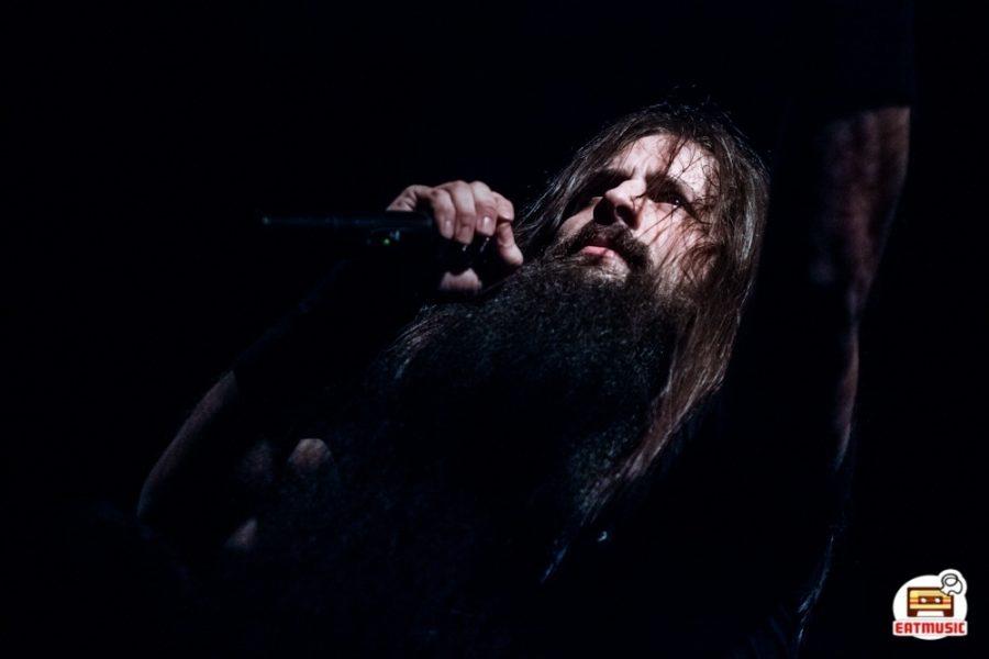 Концерты Sinsaenum в Москве и Санкт-Петербурге (29-30-10-2018): репортаж, фото Елизавета Сластухина