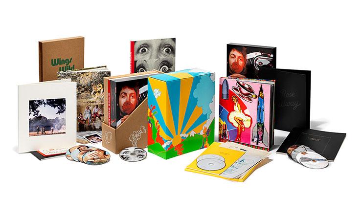 Архивный трек Wings -Indeed I Do: ждем переиздания альбомов!