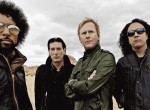Концерты Alice in Chains в России запланированы на июнь 2019 года