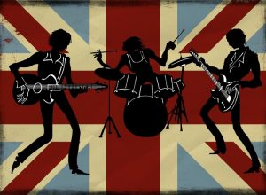 Экспорт британской музыки увеличился на 7%
