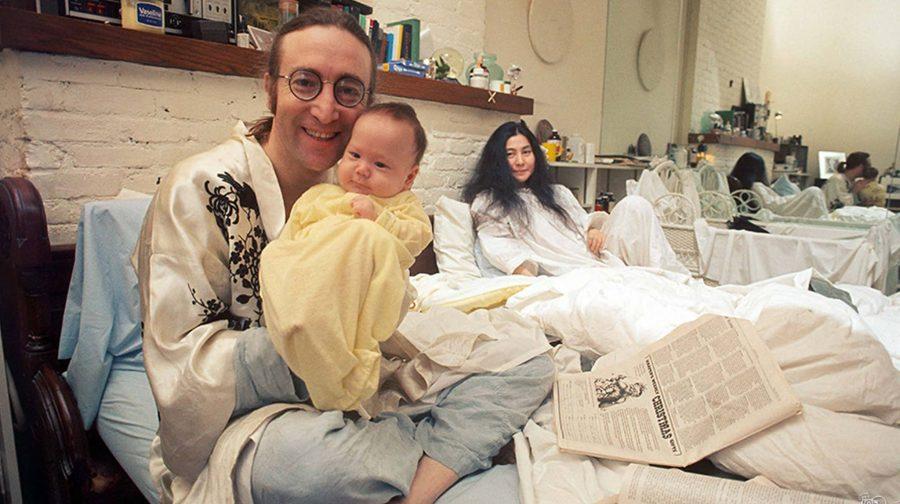 Готовится художественный фильм о Джоне Ленноне и Йоко Оно