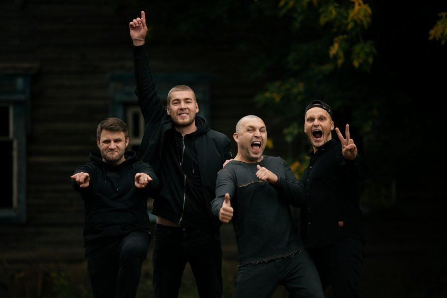Песня группы«АнимациЯ»«Псих» в обновленной версии 2018