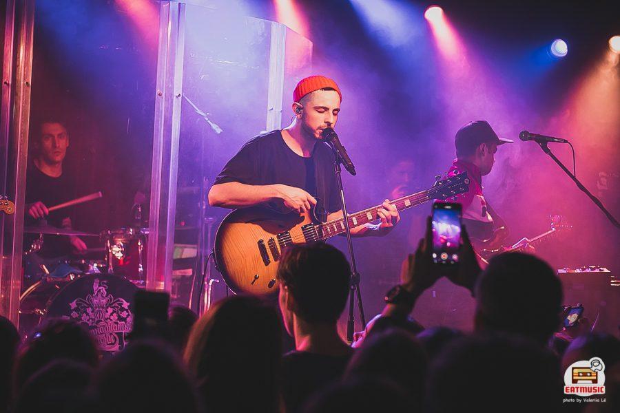 Концерт группы Pravada (18-11-2018 16 Тонн): репортаж, фото Валерия Лё