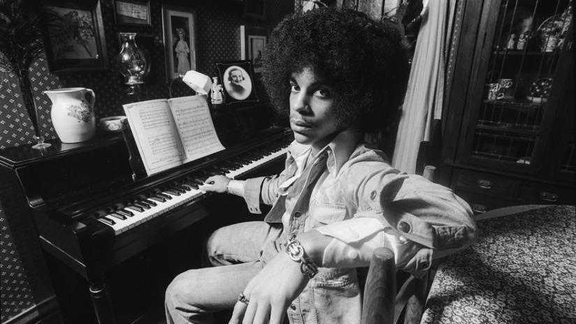 альбом Prince - Piano & Microphone 1983