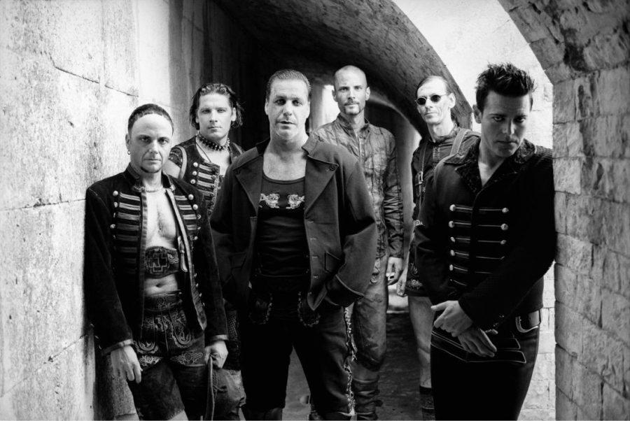 Новый альбом Rammstein находится на стадии сведения