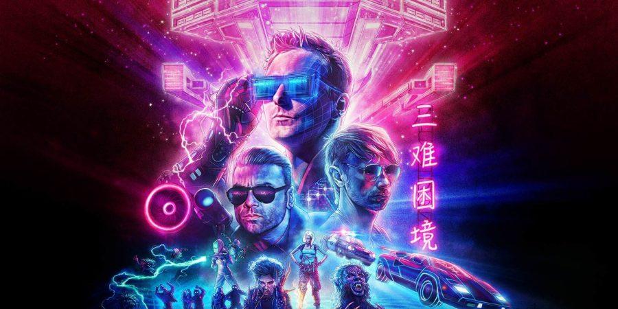 Muse выпустили 8-й лонгплей Simulation Theory