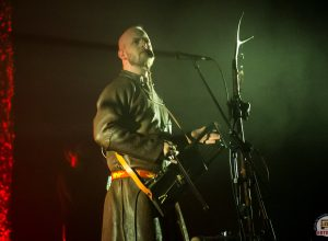Концерт группы Wardruna (29-10-2018 Crocus City Hall): репортаж, фото Роман Воронин