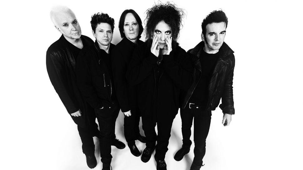Новый альбом The Cure будет дописан в начале 2019 года
