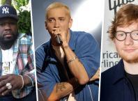 50cent, Eminem и Эд Ширан записали совместный трек | Eatmusic