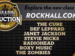 Зал славы рок-н-ролла в 2019 году