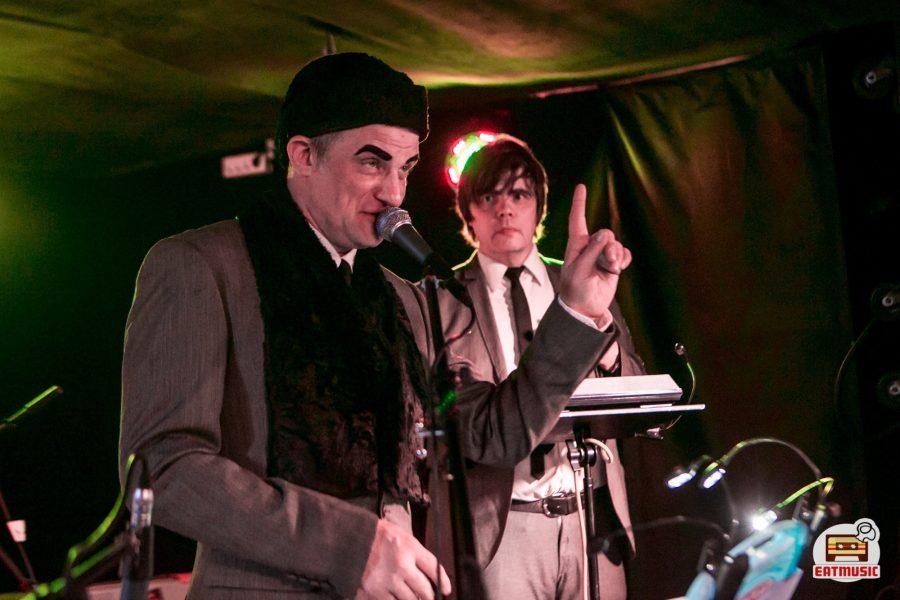 Концерт группы Громыка в Москве (Бункер 47 28-12-2018): репортаж, фото Иван Буров