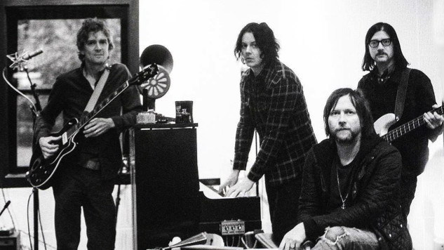 Новые синглы The Raconteurs «Sunday Driver» и «Now That You're Gone»