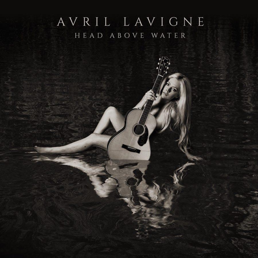 Новый альбом Аврил ЛавинHead Above Water 2019 треклист, обложка