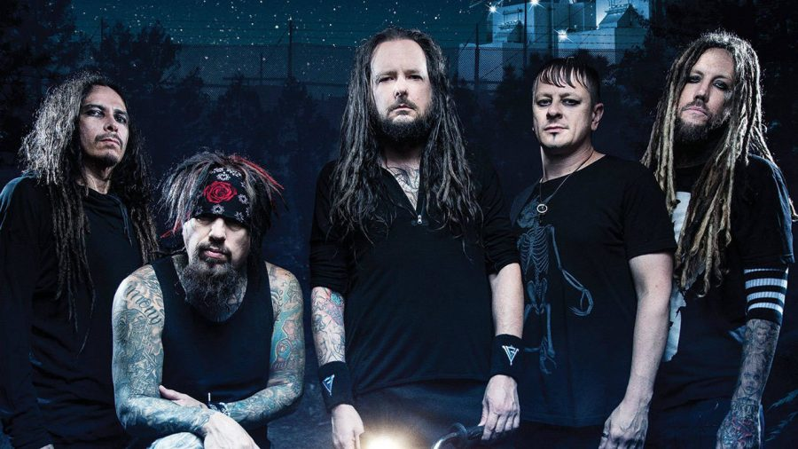группа Korn 2018