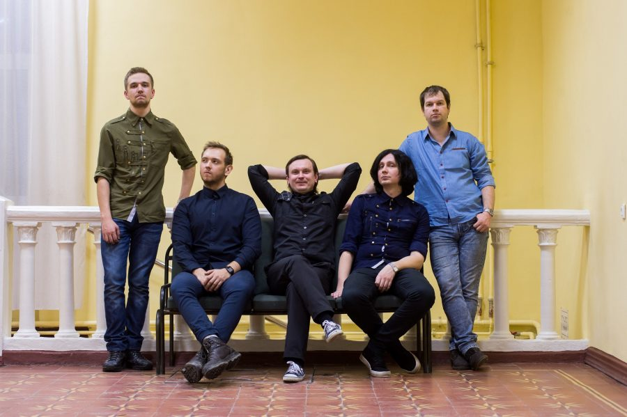Слушать альбом группы Волны - Тиферет: рецензия