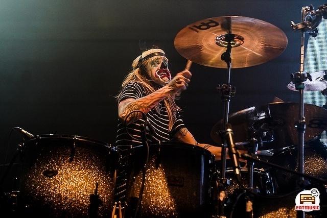 Уход барабанщика Combichrist Джо Летца: комментарий от первого лица
