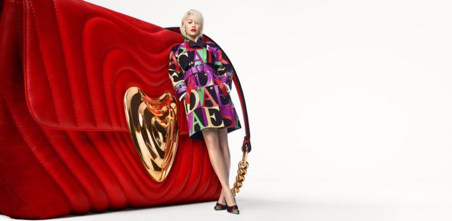 Рита Ора и Escada демонстрируют современное видение женщины