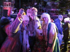 Куда сходить в Москве: новогодняя ёлка в клубе Sexton 2019