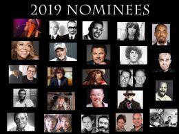 Артисты, включенные в Зал славы авторов песен 2019