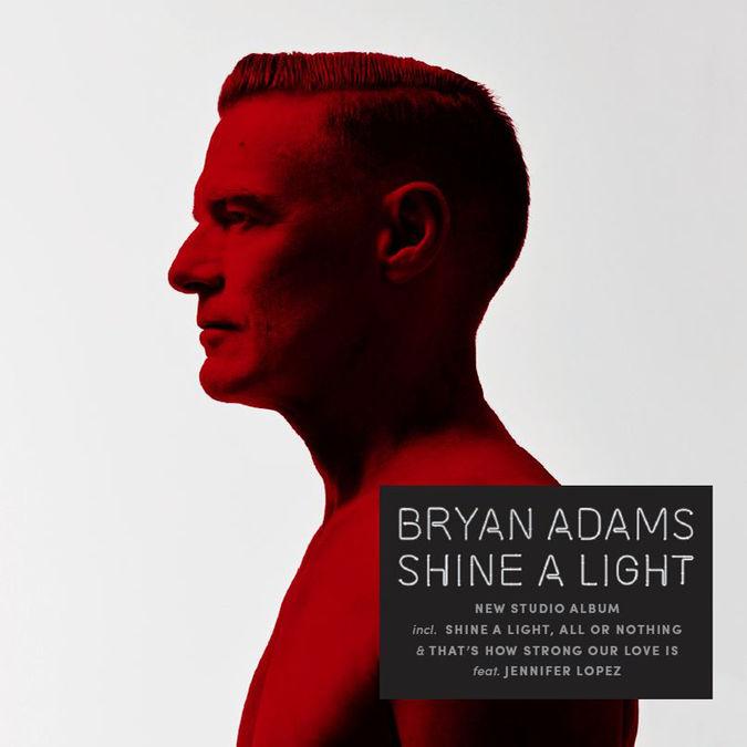 Новый альбом Брайна Адамса Shine A Light выйдет в марте