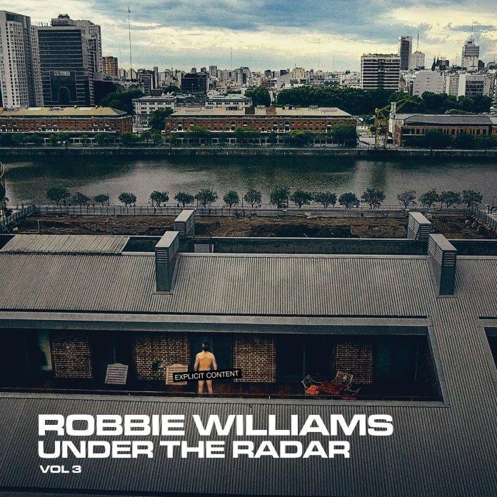 Обложка и треклист альбомаUnder The Radar Vol. 3