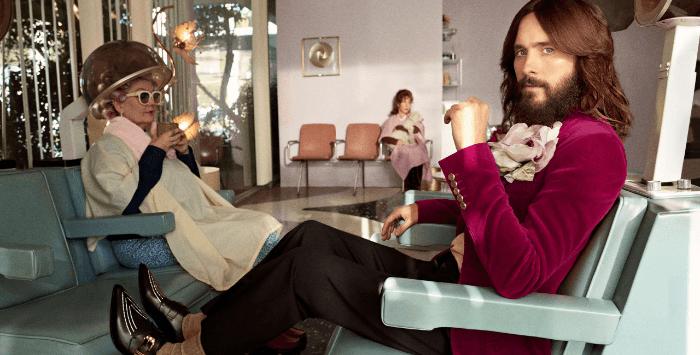 Вдохновиться: рекламное видео Gucci Guilty 2019 с Ланой Дель Рей, Джаредом Лето и Кортни Лав