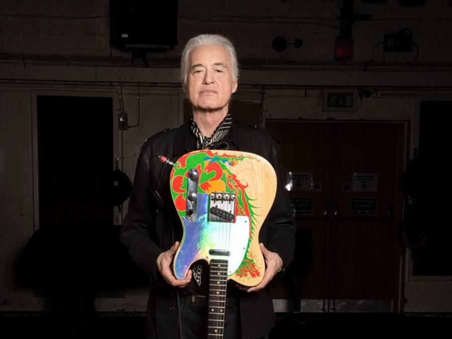 «Телекастер» Джимми Пейджа вдохновил Fender на четыре новые гитары
