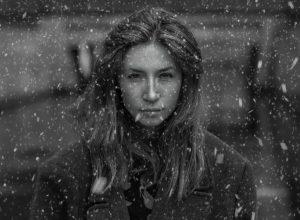 Слушать сингл Обе Две – Снег (2019)