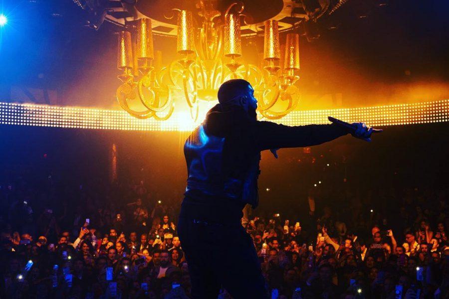 Концерты Дрейка в Лас-Вегасе запланированы на ближайшие годы