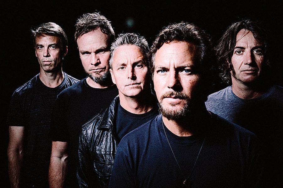 новый альбом Pearl Jam