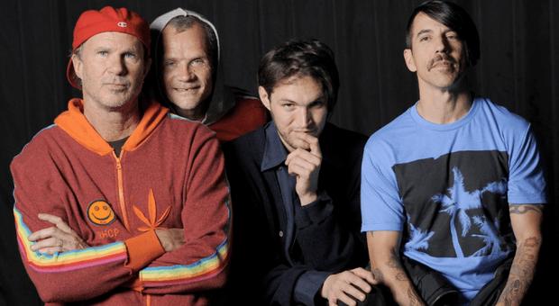 Концерт Red Hot Chili Peppers в Гизе состоится в марте 2019 года