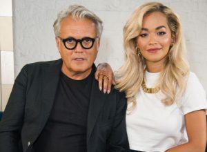 Рита Ора и Джузеппе Занотти выпускают новую коллекцию обувиGZxRita Ora