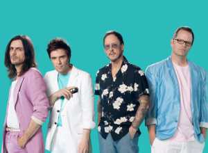 Послушать на досуге: кавер-пластинка Weezer - The Teal Album