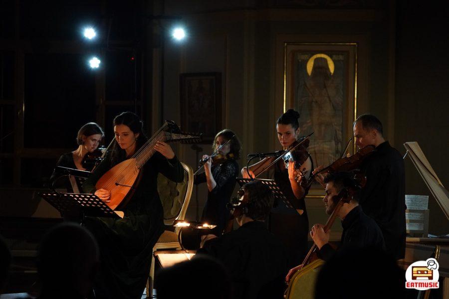 Концерт Pratum Integrum (08-02-2019 Соборная Палата): репортаж, фото Кирилл Видеев
