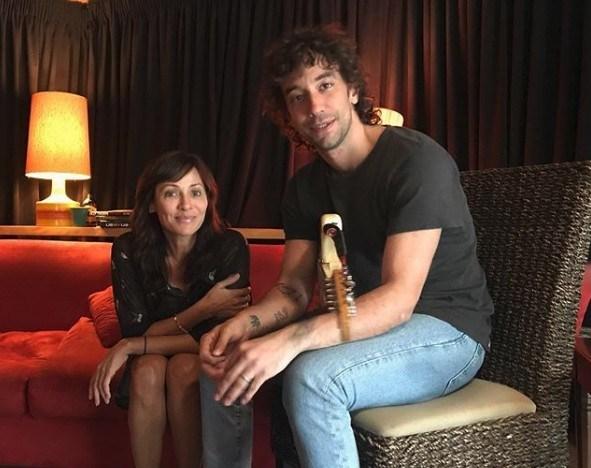 Натали Имбрулья и гитарист The Strokes работают вместе
