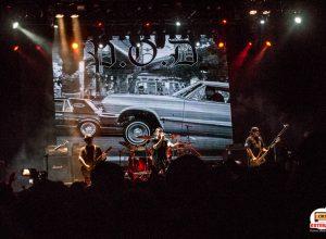 Концерт P.O.D. в Москве (20-03-2019 ГЛАВCLUB): репортаж, фото Полина Медведева