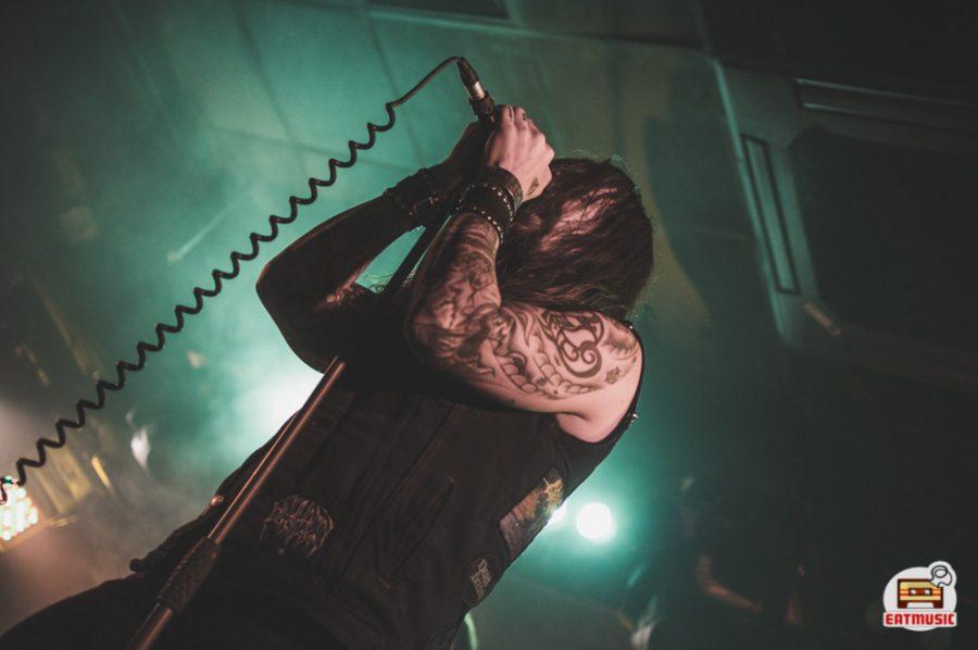 Концерт Amorphis в Санкт-Петербурге (16-03-2019 ZAL): репортаж, фото Ника Касьян