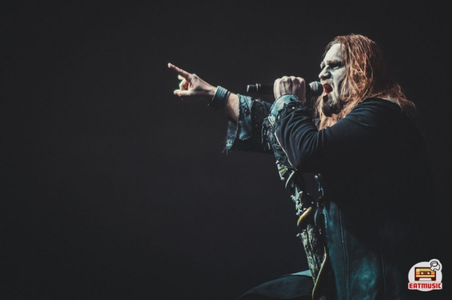 Российский тур Powerwolf 2019: концерты в Санкт-Петербурге и Москве (репортаж, фото)   Eatmusic