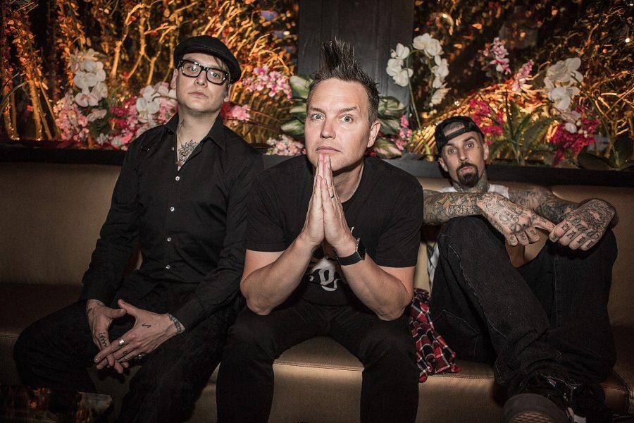 Новый альбом blink-182 будет более агрессивным
