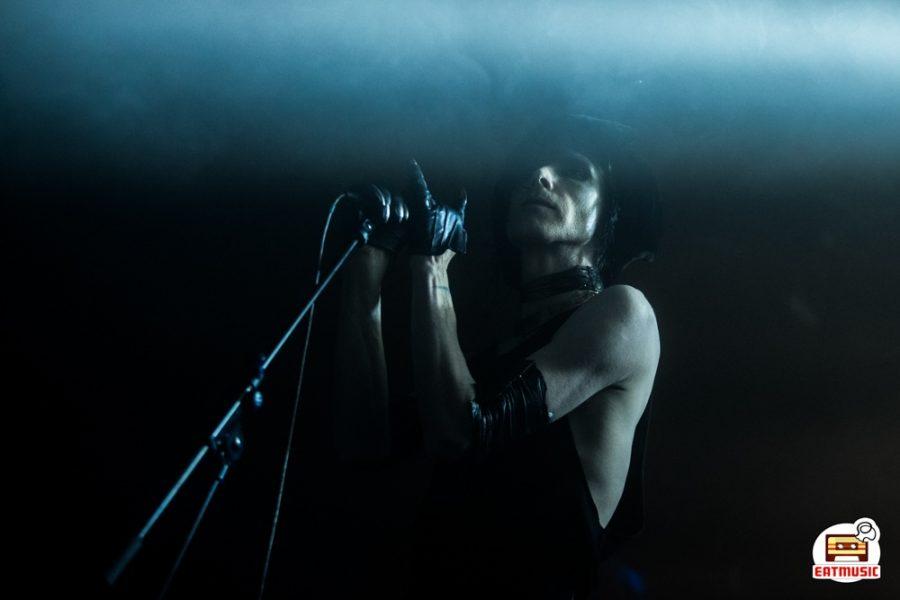 Концерт IAMX в Санкт-Петербурге (28-02-19 Aurora): репортаж, фото Елизавета Сластухина