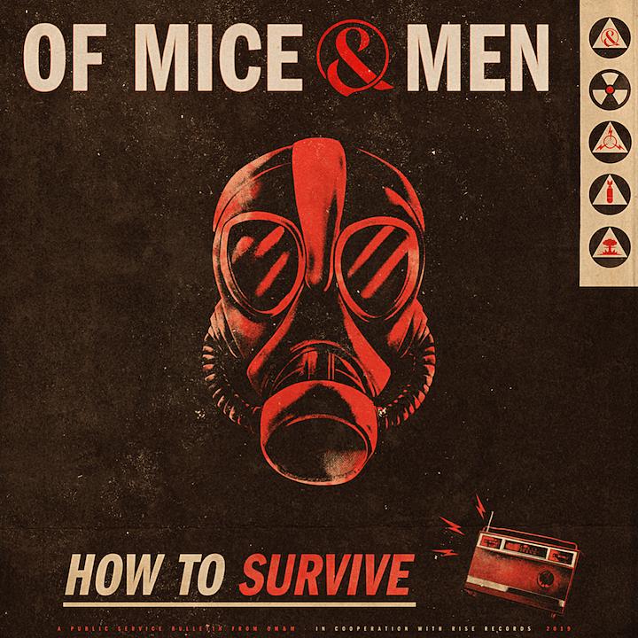 Смотреть клип Of Mice & Men – How to Survive (2019)
