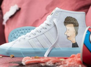 Чем вдохновиться: новая коллекция adidas Beavis and Butthead