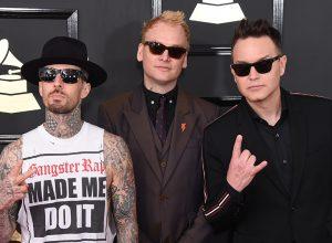 Blink-182 и Фаррел Уильямс, похоже, работают над совместным материалом